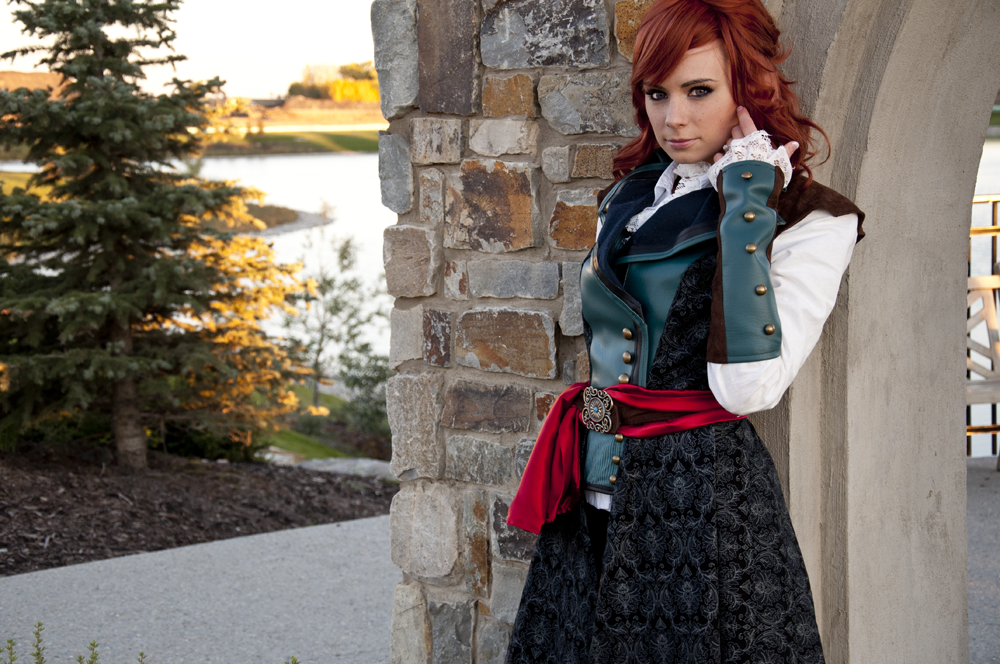 The Making Of Elise Assassins Creed Unity Yelaina May Cosplay