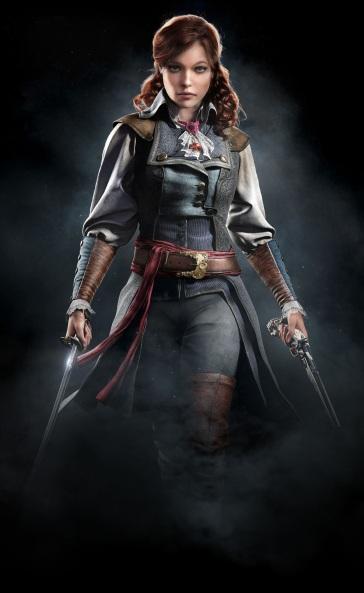 The Making Of Elise Assassins Creed Unity Yelaina May Cosplay