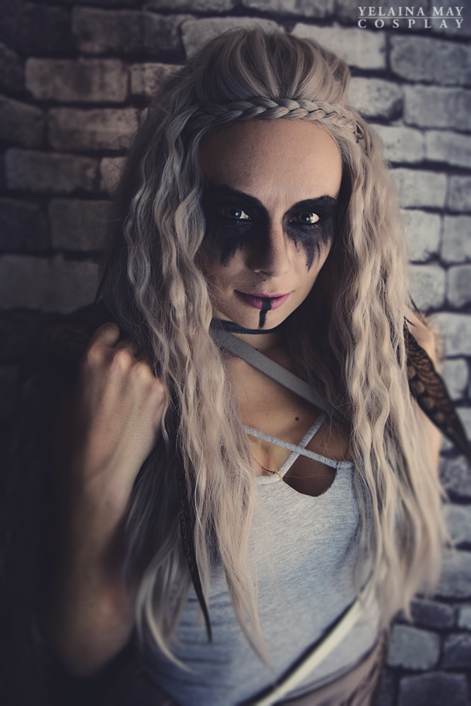Viking Witch Makeup